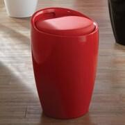 Standard Furniture Jetson 20'' Bar Stool ; Red