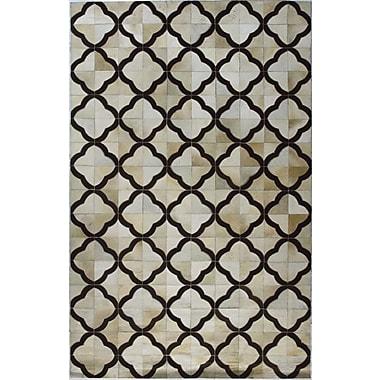 Bashian Rugs Tuscon Ivory Rug; 8' x 10'