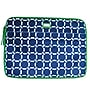 Ame & Lulu Harbor Laptop Sleeve; 15''