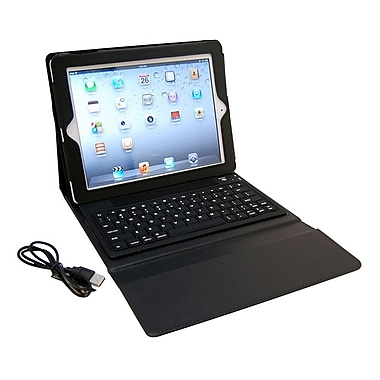 LCM Home Fashions, Inc. Ipad Leather Bluetooth Keyboard Cover