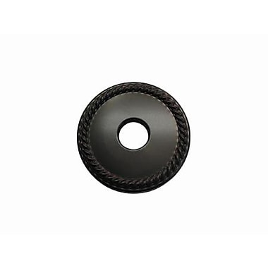Elements of Design Accents Decorative Escutcheon; Dark Bronze