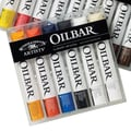 Winsor & Newton Artists' Oilbar Paint Stick 6 Color Set