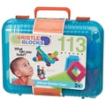 Battat Bristle Blocks Set Toy (113 Pieces)