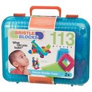 Battat Bristle Blocks Set Toy (113 Pieces)