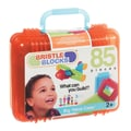 Battat Bristle Blocks Set Toy (85 Pieces)