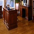 Anderson Floors Jacks Creek 2-1/4'' Solid White Oak Flooring in Honey