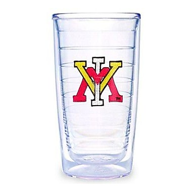 Tervis Tumbler NCAA 16 oz. Tumbler (Set of 4); Virginia Military Institute