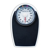 Detecto Large Easy to Read Dial Personal Scale; 160 kg x 0.5 kg