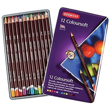 Derwent Pencil Color (Set of 12)