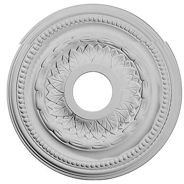 Ekena Millwork Galway 15.75''H x 15.75''W x 1''D Ceiling Medallion