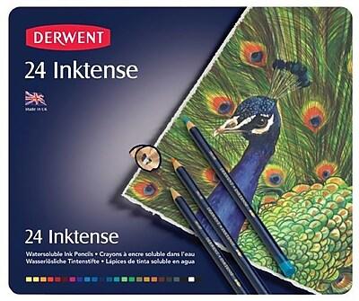 Derwent Pencil Color Tin (Set of 24) WYF078276330717