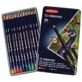 Derwent Pencil Color Tin (Set of 12)