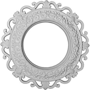Ekena Millwork Orrington 13.25''H x 13.25''W x 1.13''D Ceiling Medallion