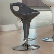 Standard Furniture Cirque Bar Stool; Grey