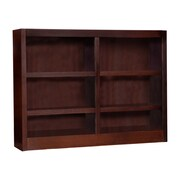 Concepts in Wood Double Wide 36'' Standard Bookcase; Cherry