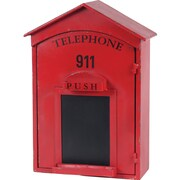 Wilco Home 'Telephone' Mail Box