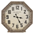 Wilco Oversized 29.75'' Wall Clock