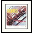 Amanti Art The Beatles- Please Please Me (Album Cover) Framed Photographic Print