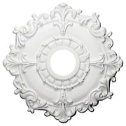 Ekena Millwork Riley 18''H x 18''W x 1.5''D Ceiling Medallion