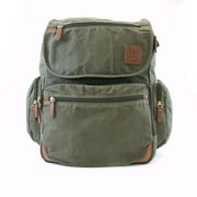 Buxton Field and Stream Backpack; Olive