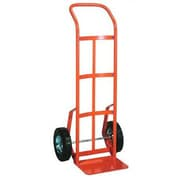 Wesco Mfg. 51'' x 20'' x 20'' TNT56 Touch-N-Tilt Ergonomic Industrial Hand Truck