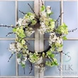 Jane Seymour Botanicals Spring Blossom Wreath