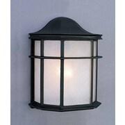 Volume Lighting 1 Light Wall Lantern