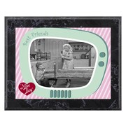 Mounted Memories I Love Lucy 'Baking Bread' Memorabilia Plaque