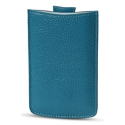 Morelle Meghan iPhone Case; Turquoise