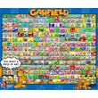 New York Puzzle Company Garfield Comic Strips 1000-Piece Puzzle
