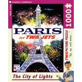 New York Puzzle Company Paris 1000-Piece Puzzle