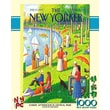 New York Puzzle Company Sunday Afternoon in Central Park 100-Piece Puzzle