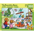 New York Puzzle Company Berenstain Bears Jobs Around Town 100-Piece Puzzle