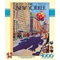 New York Puzzle Company Thanksgiving Day Parade 100-Piece Puzzle