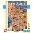 New York Puzzle Company Beachgoing 100-Piece Puzzle