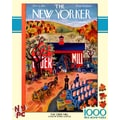 New York Puzzle Company The Cider Mill 100-Piece Puzzle