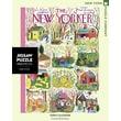New York Puzzle Company Farm Calendar 1000-Piece Puzzle