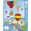 New York Puzzle Company Babar et les Balloons 300-Piece Puzzle