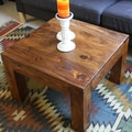 Timbergirl Cube Coffee Table