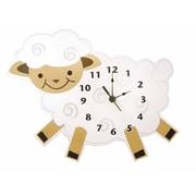 Trend Lab Baby Barnyard Wall Clock