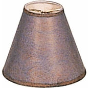 Volume Lighting 7'' Metal Empire Lamp Shade