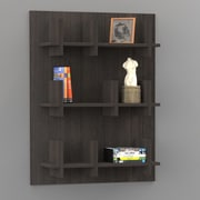 Nexera Allure Wall Panel 36'' Bookshelf