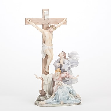Roman, Inc. The Crucifixion Figurine