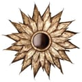 Cape Craftsmen Sunflower Wall Mirror