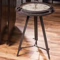 Cape Craftsmen Vintage Clock End Table