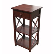 D-Art Collection Library End Table