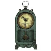Cooper Classics Ruslana Table Clock