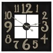 Cooper Classics Brazos Wall Clock