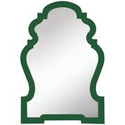 Cooper Classics Lawson Wall Mirror; Green