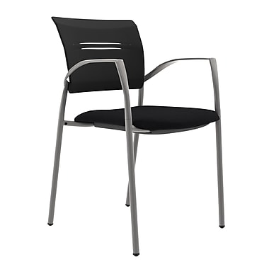 Compel Office Furniture Octiv Guest Chair with Arms